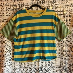 BDG striped tee shirt